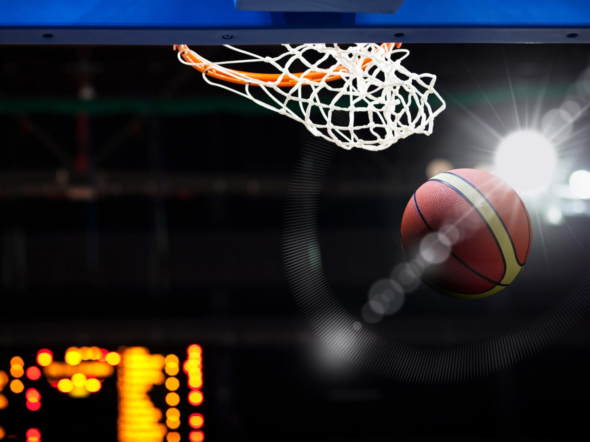 バスケットボールアリーナ